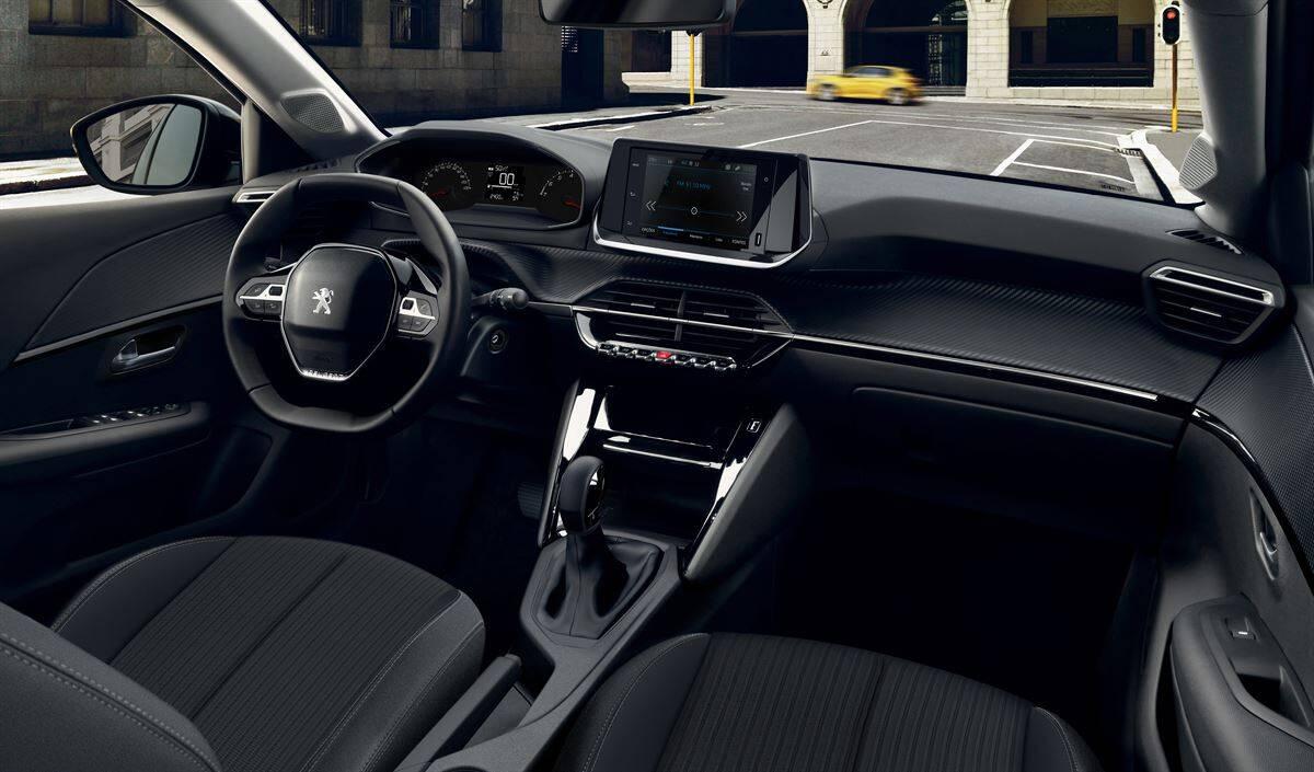 Novo Peugeot 208. Foto: Divulgação