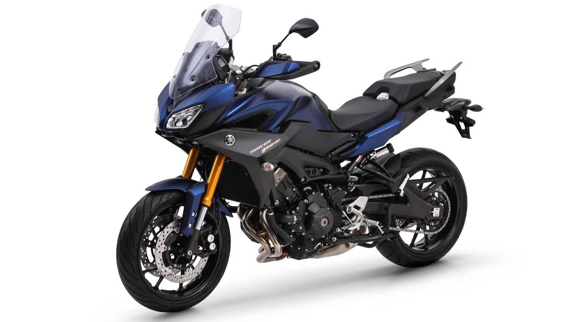 Yamaha Tracer. Foto: Divulgação
