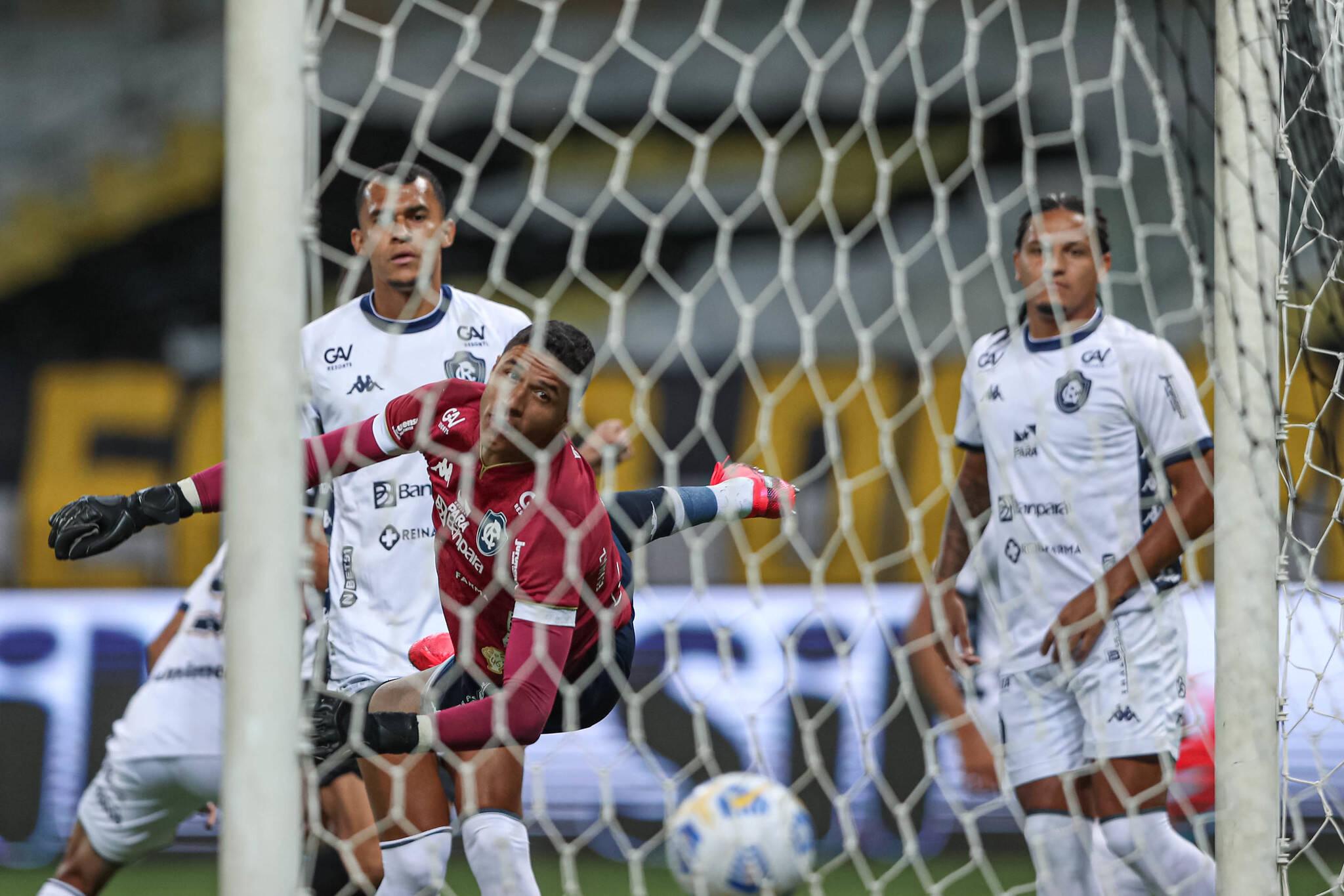 Atlético-MG x Remo. Foto: Pedro Souza / Atlético