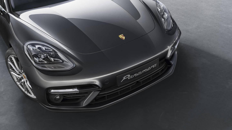 Porsche Panamera Turbo. Foto: Divulgação