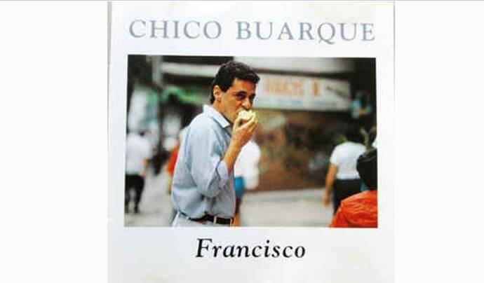 """Álbum """"Francisco"""",  lançado em 1987, ganhou quatro diferentes capas em vinil.. Foto: Reprodução/ Divulgação"""