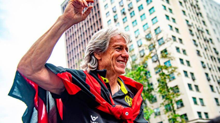 Foto: Flamengo/Twitter