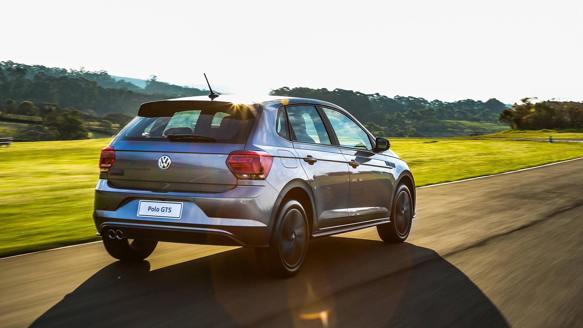 VW Polo GTS. Foto: Divulgação
