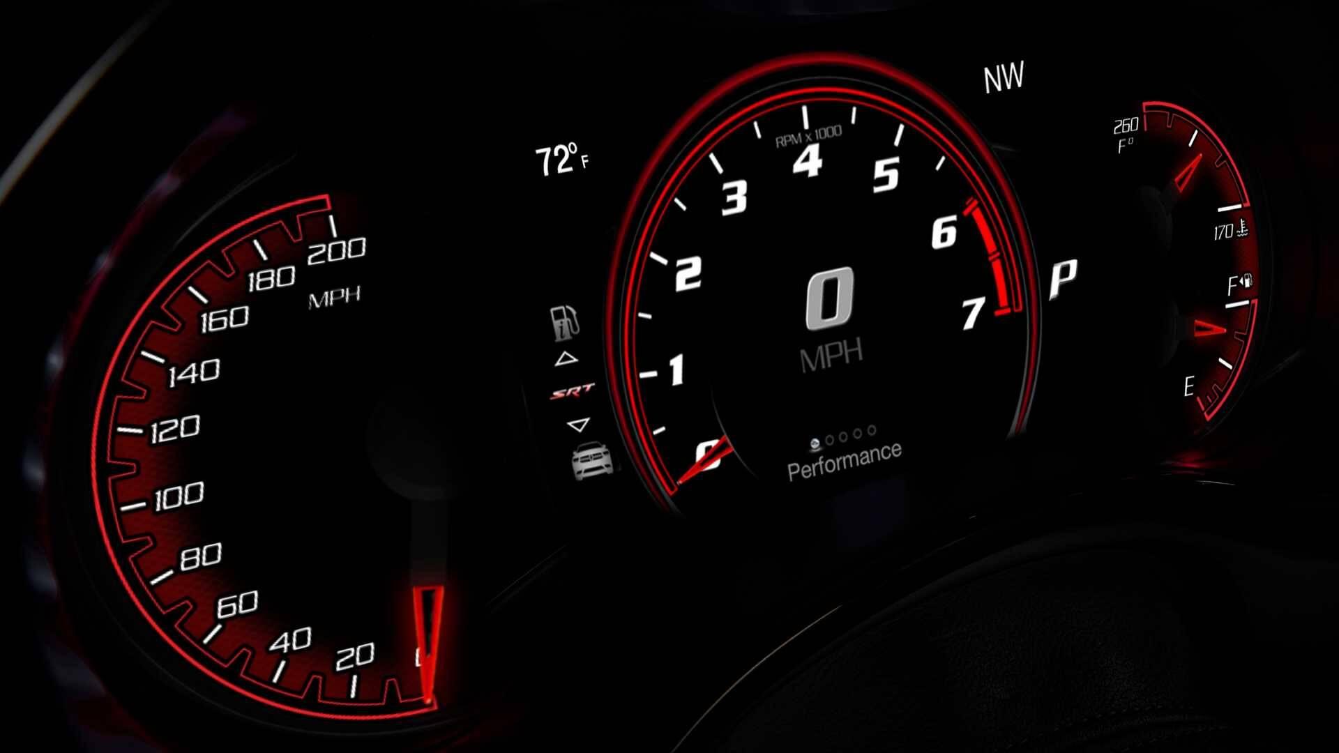 Dodge Durango SRT Hellcat. Foto: Divulgação