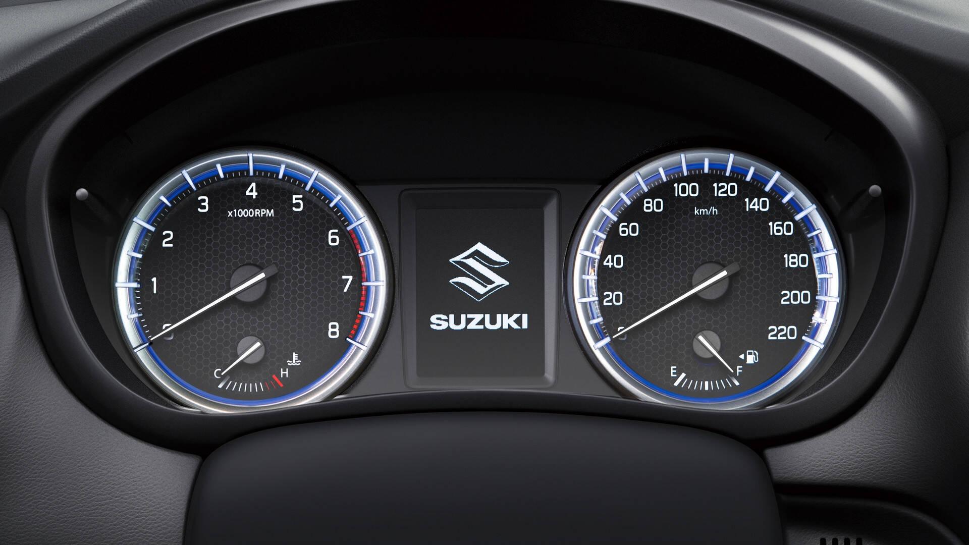 Suzuki S-Cross. Foto: Divulgação