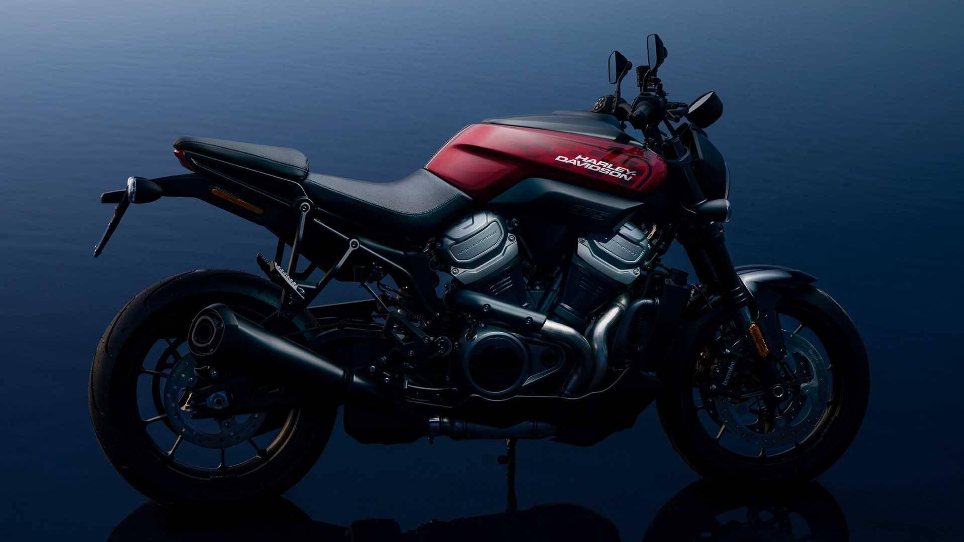 Harley-Davidson Bronx. Foto: Divulgação