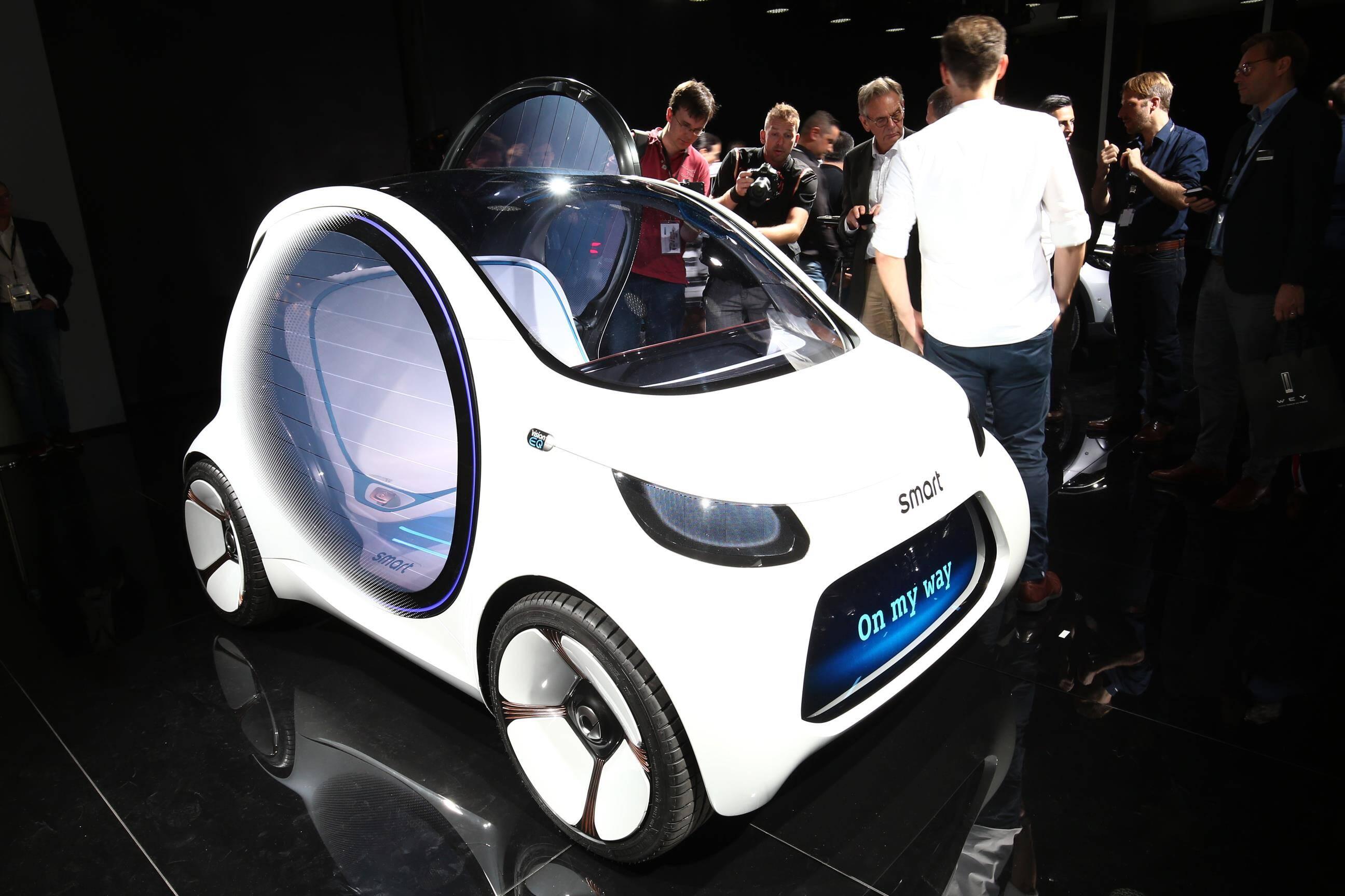 Smart EQ Concept. Foto: Newspress