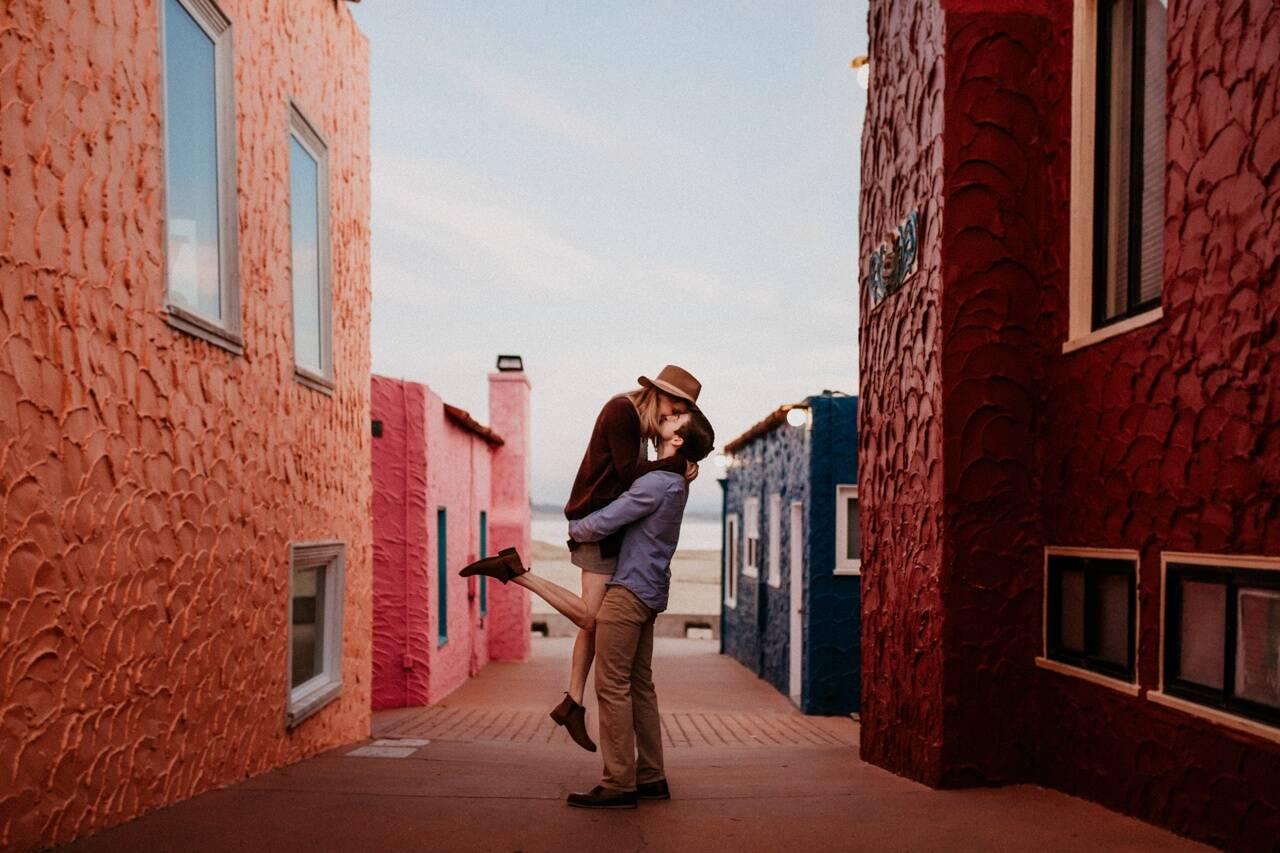 """""""The Best Of The Best 2018"""" para as melhores fotos de noivado - 2º lugar - Will Khoury. Foto: Instagram/Elopements & Weddings/Reprodução"""