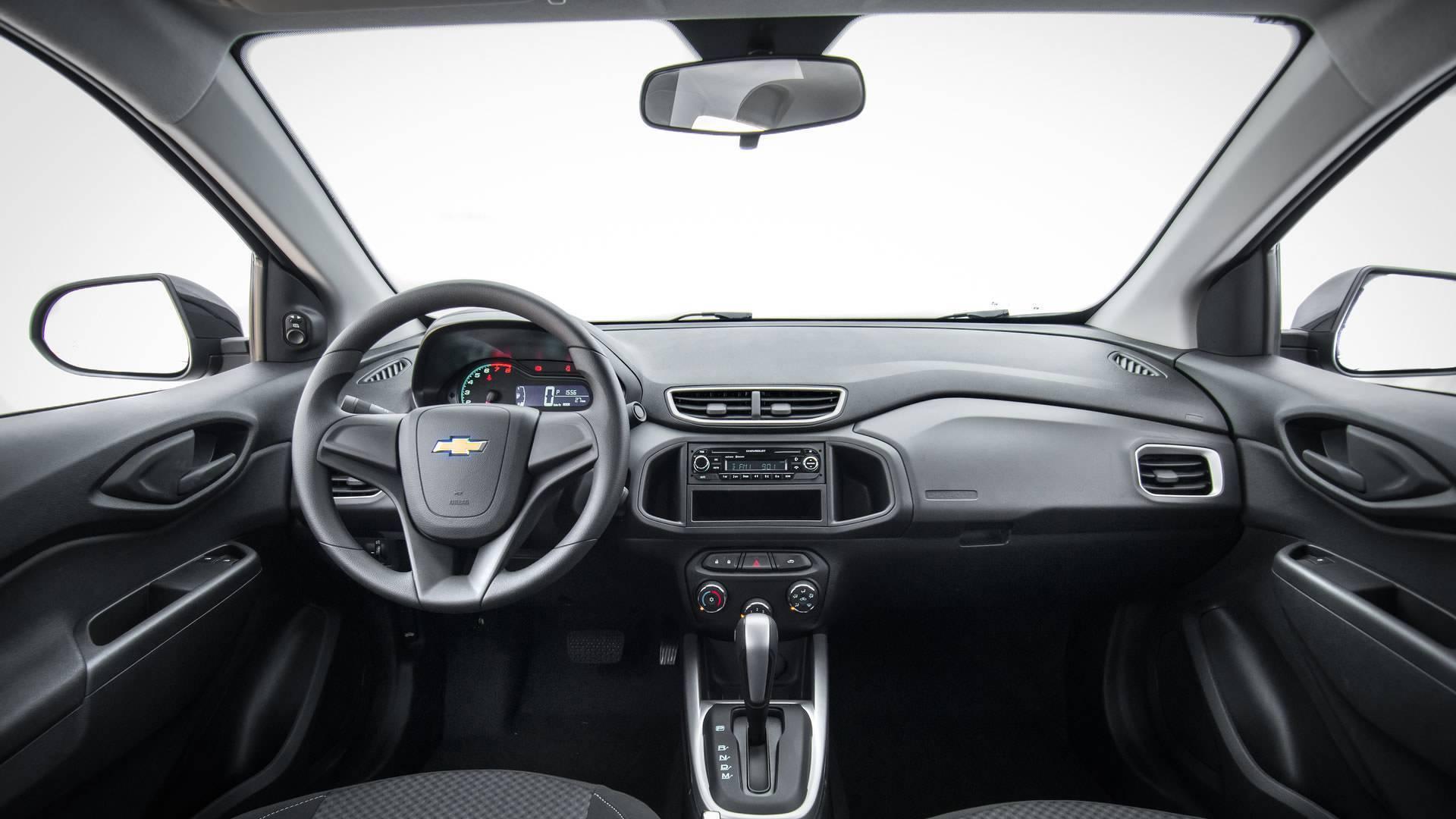 Chevrolet Onix. Foto: Divulgação