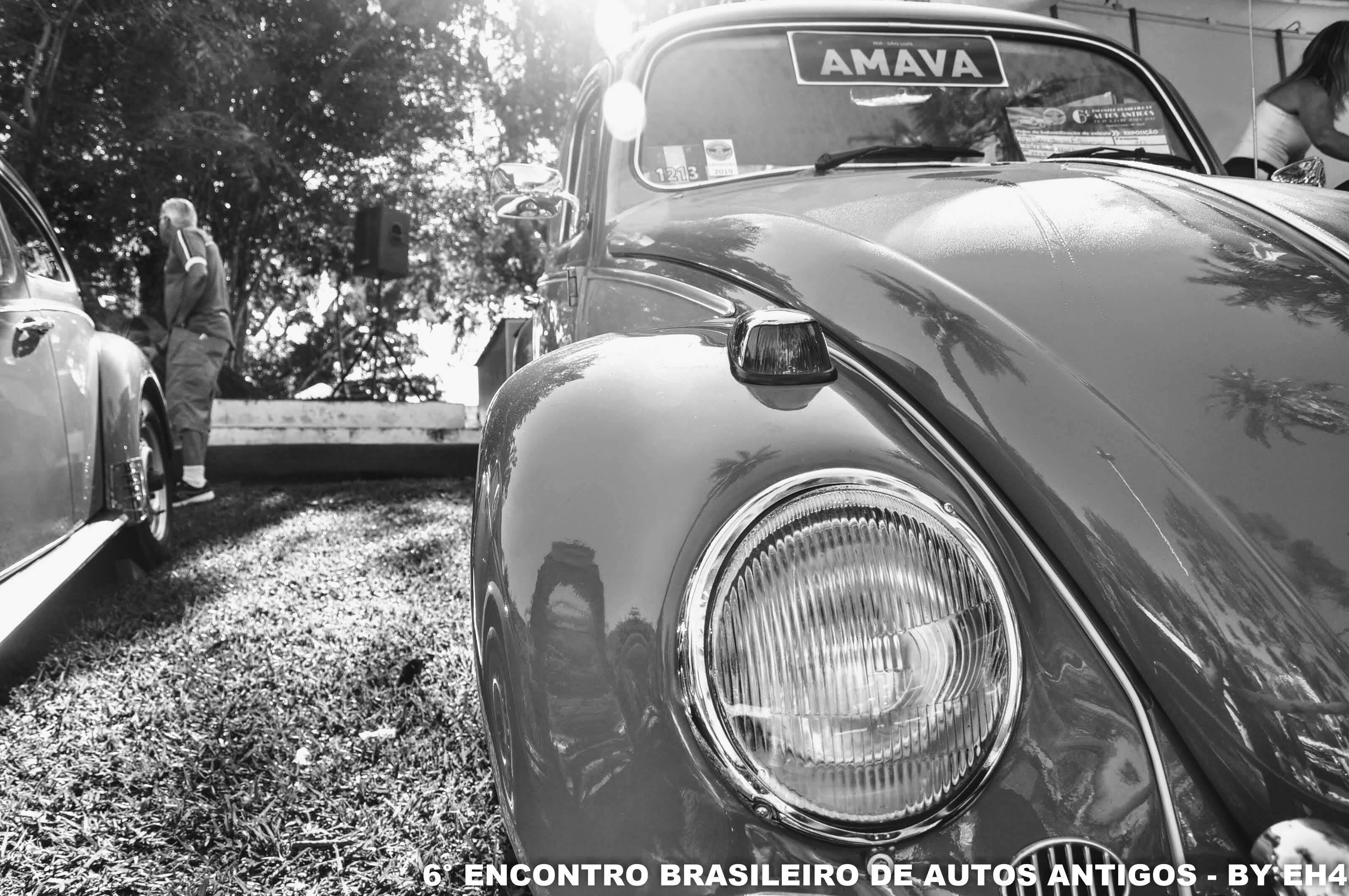 Encontro de carros clássicos Águas de Lindóia. Foto: Divulgação
