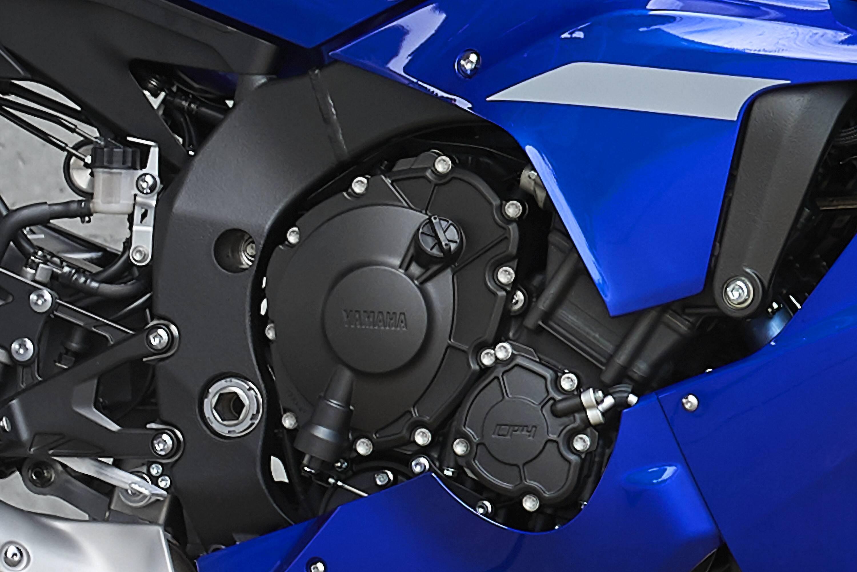 Novas Yamaha R1 e R1M. Foto: Divulgação