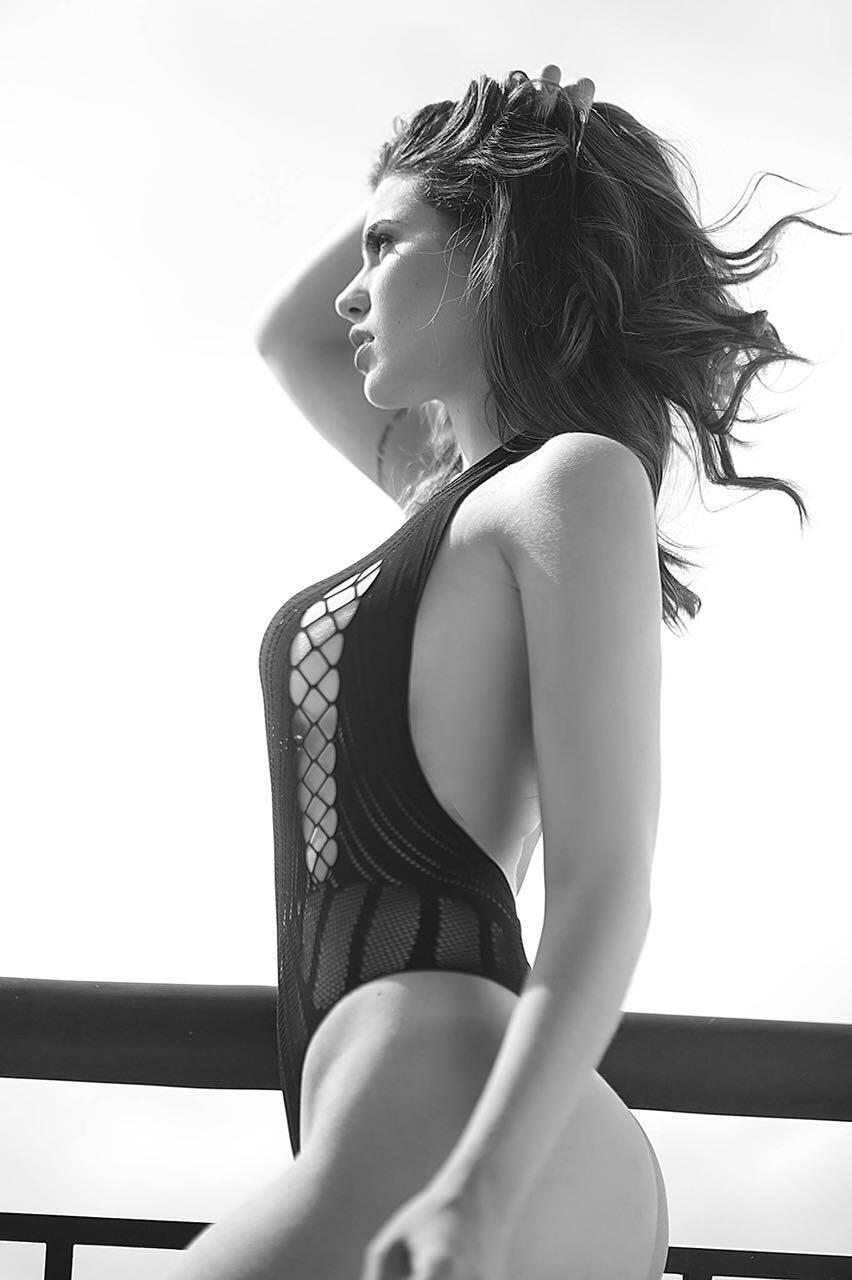 Amanda Nara, sósia da atriz Meghan Markle, recusa proposta para posar nua. Foto: Divulgação
