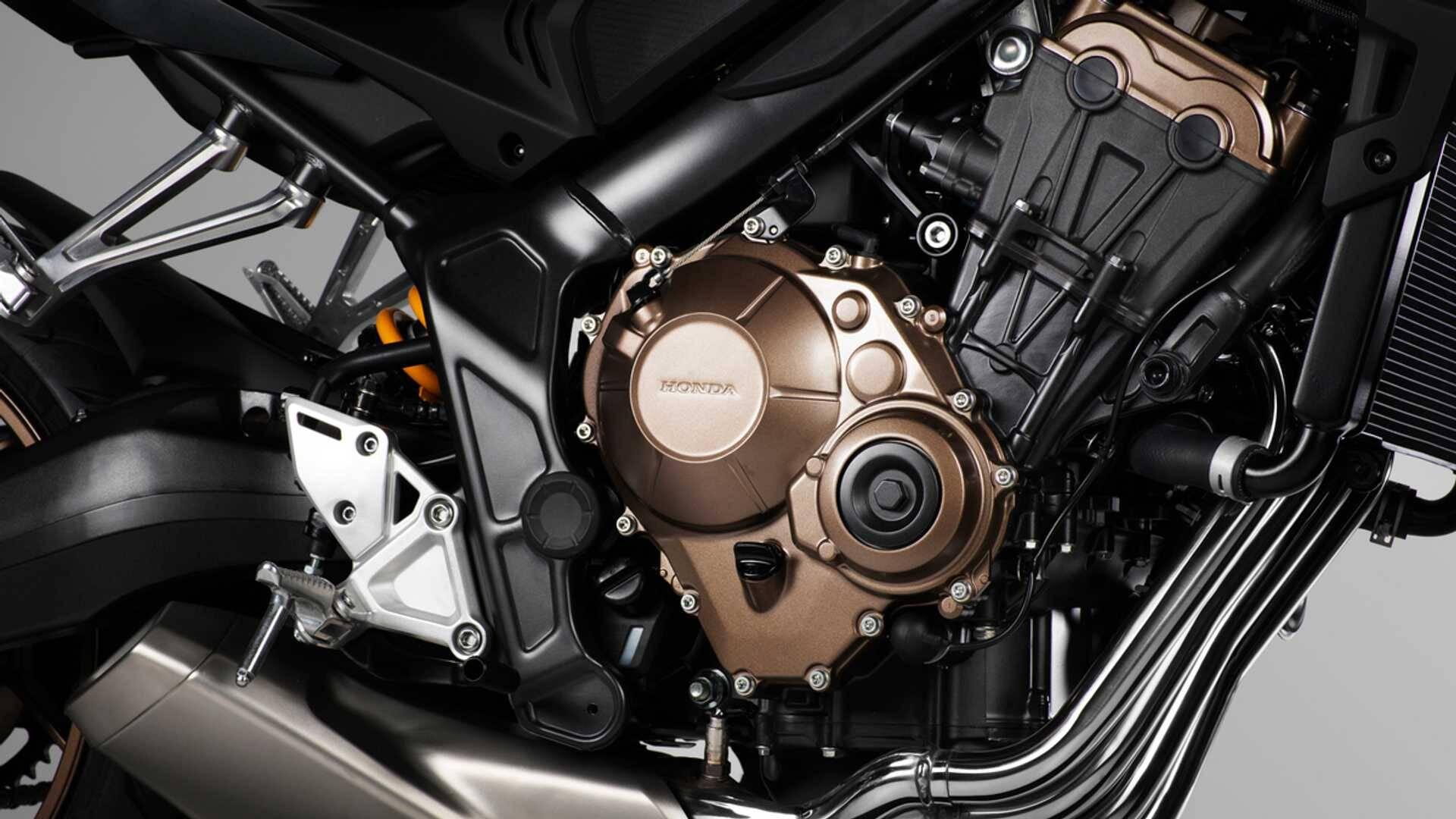 Honda CB650R. Foto: Divulgação