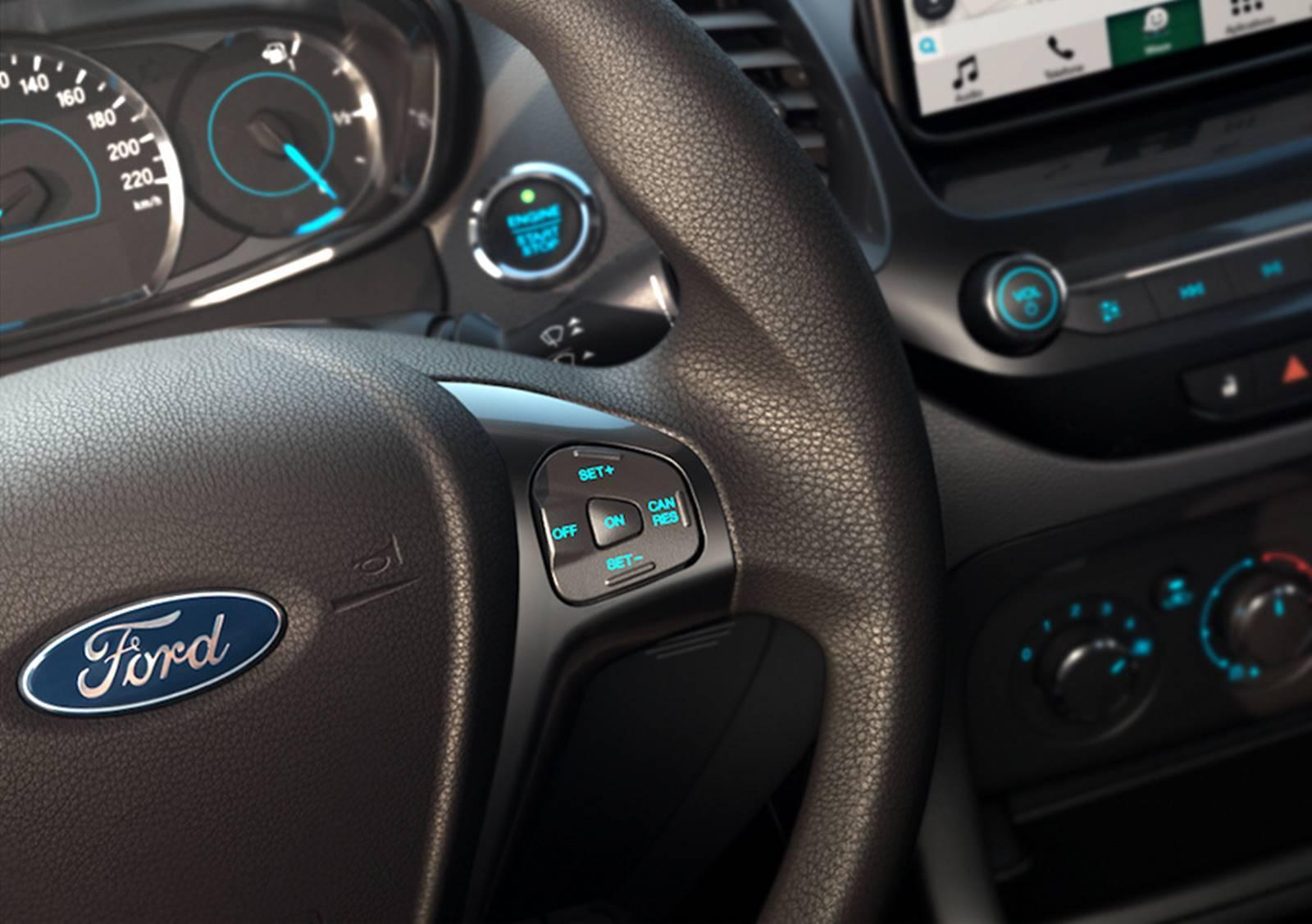 Ford Ka 2019. Foto: Divulgação