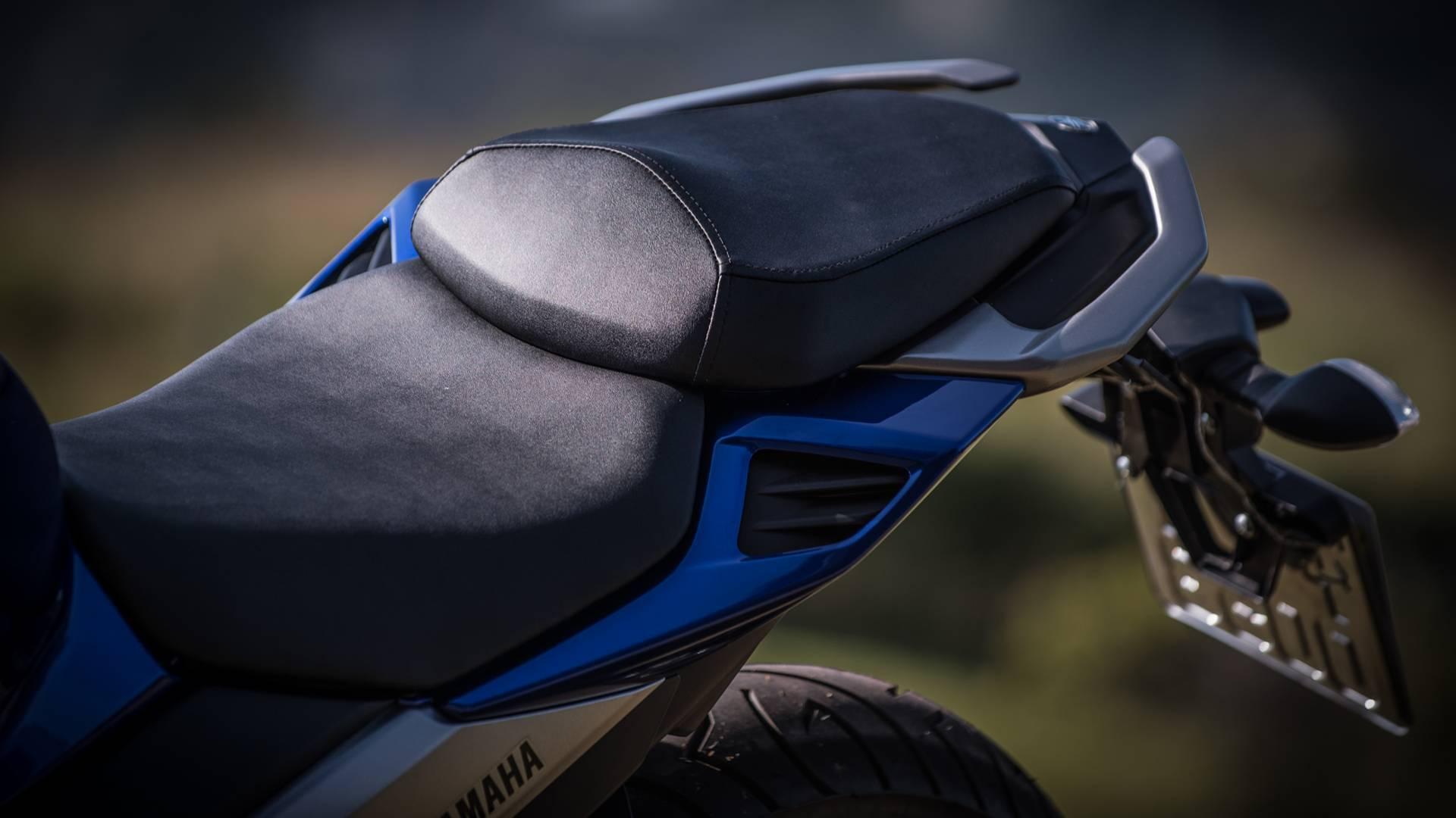 Yamaha Fazer 250 ABS. Foto: Divulgação