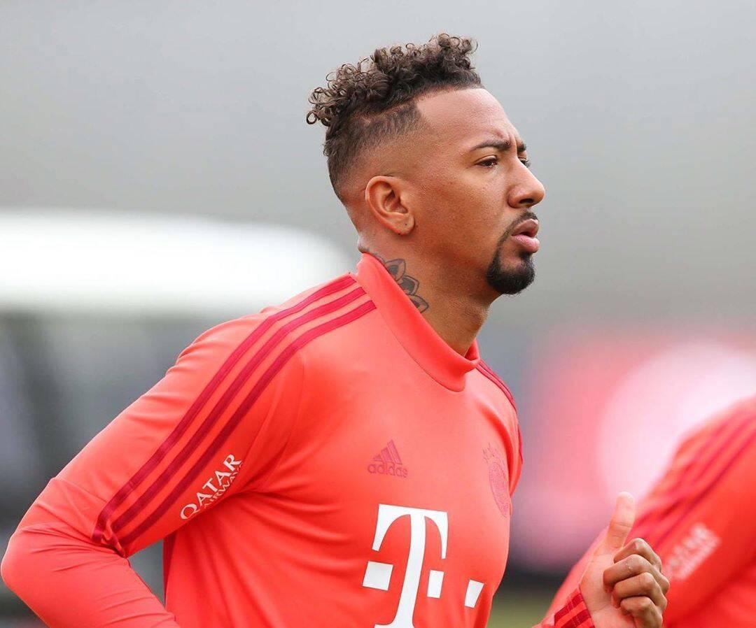 Zagueiro Jerome Boateng não faz parte dos planos do Bayern para a próxima temporada. Foto: Reprodução/Instagram