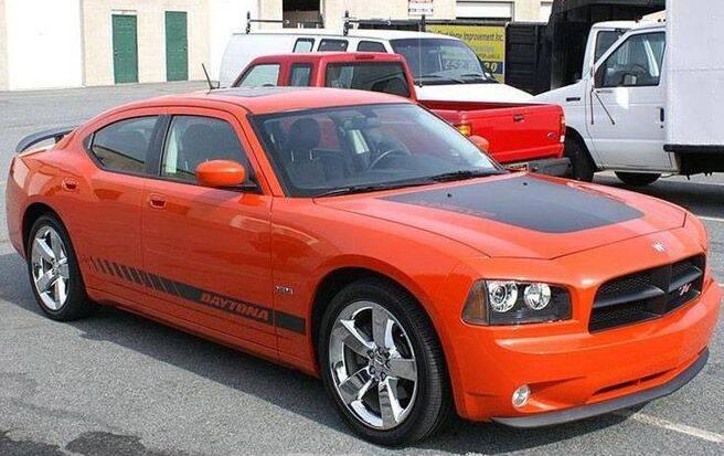 Dodge Charger. Foto: Reprodução/Internet
