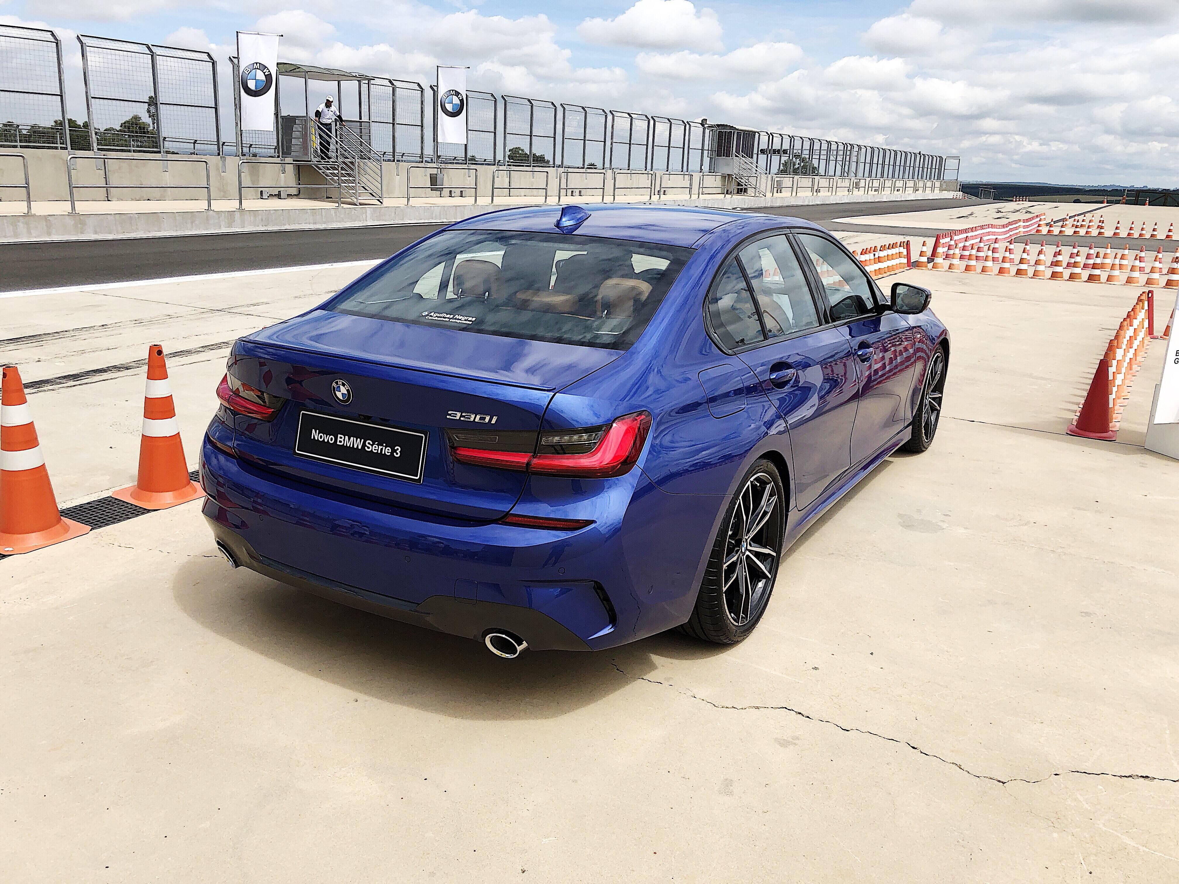 BMW Série 3 2019. Foto: Divulgação