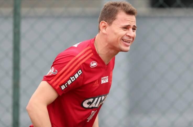 Jonas, ex-Flamengo. Foto: Reprodução / Instagram