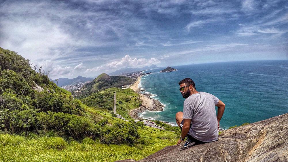 Mirante do Caeté fica a 3 km. Foto: Reprodução/Viaja Bi