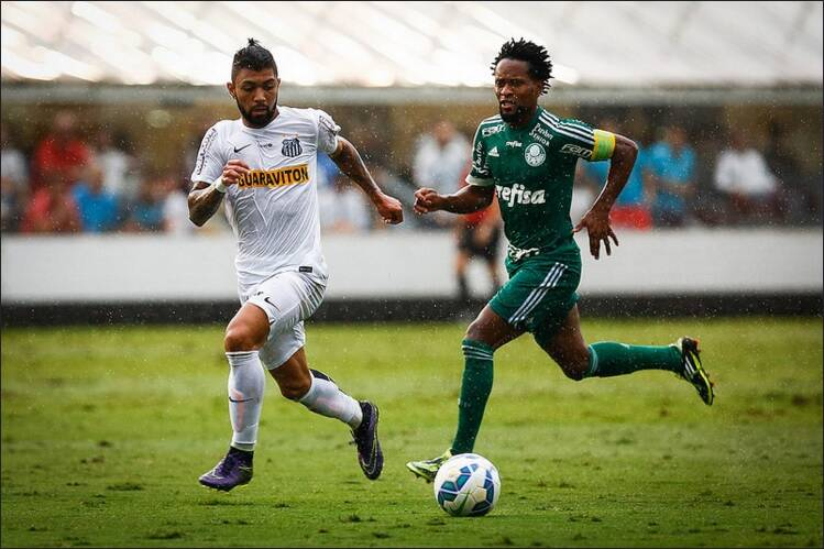 Foto: Flickr oficial do Santos