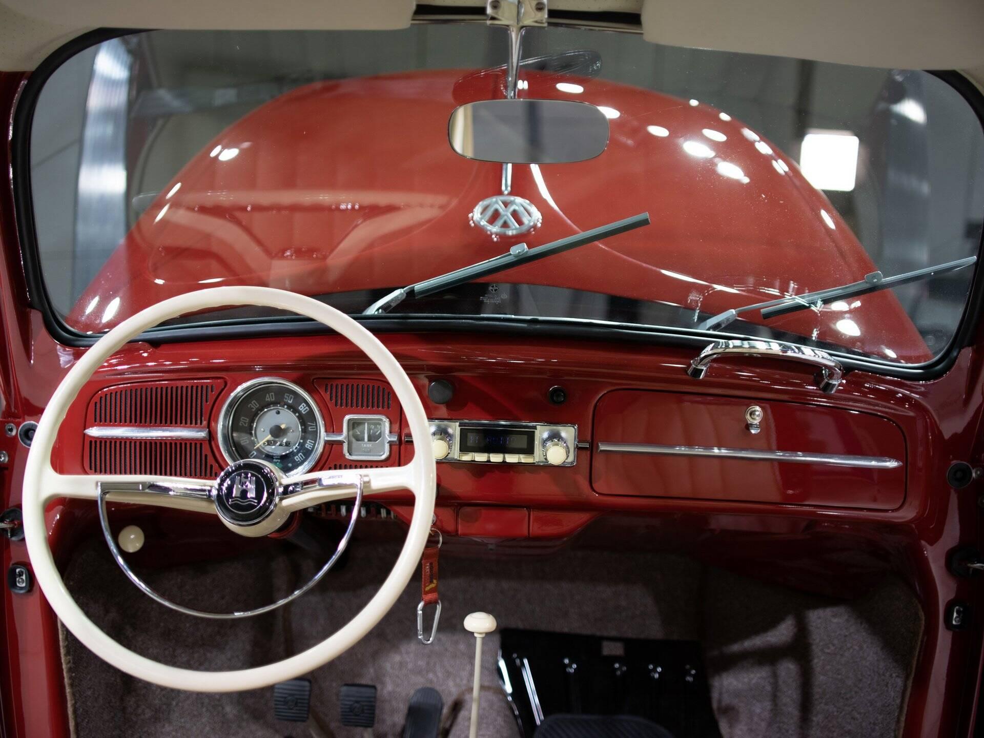 """VW Fusca """"Annie"""". Foto: Divulgação"""