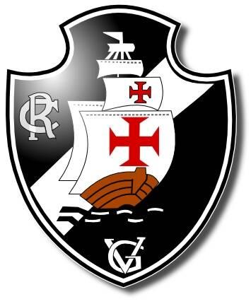 Escudo - Vasco. Foto: Reprodução