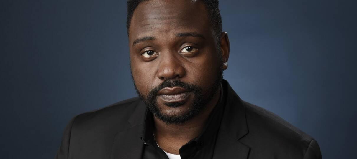 """Brian Tyree Henry, intérprete de Phastos, estourou na série """"Atlanta"""" como o rapper Paperboi. Foto: Reprodução"""
