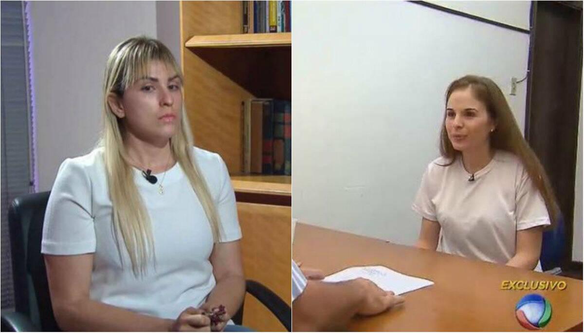 Foto: TV Globo e TV Record