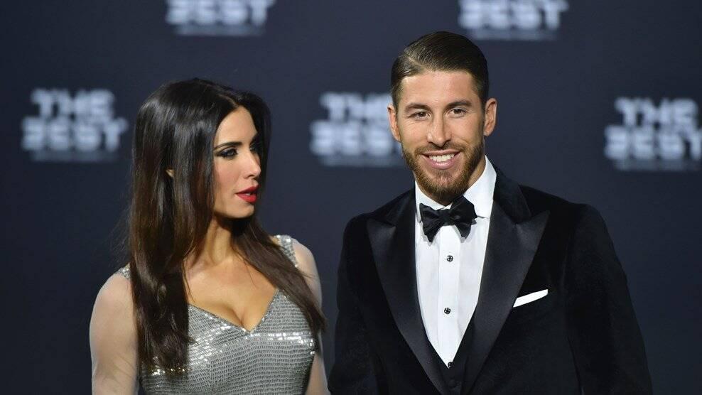 Sergio Ramos também marcou presença no evento. Foto: Divulgação
