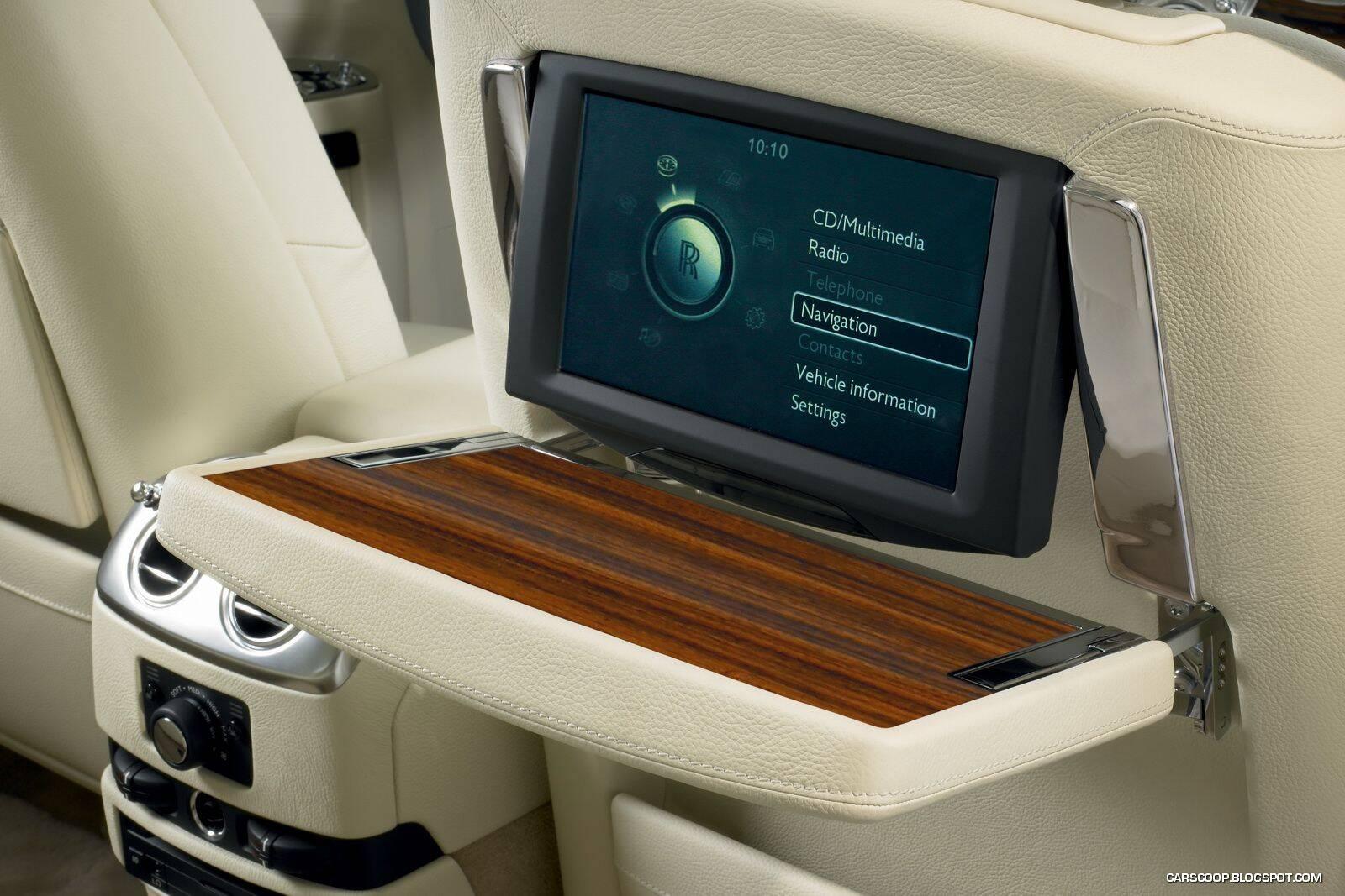 Tecnologia e conforto unidas nos carros da marca inglesa. Foto: Divulgação