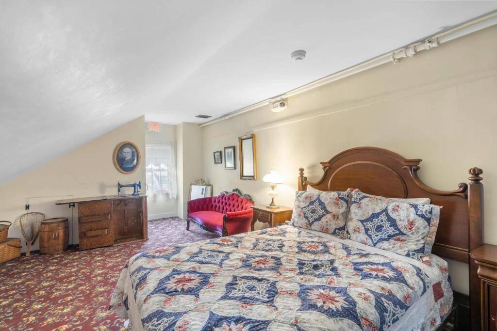 Lizzie Borden Bed & Breakfast, em Massachusetts. Foto: Reprodução