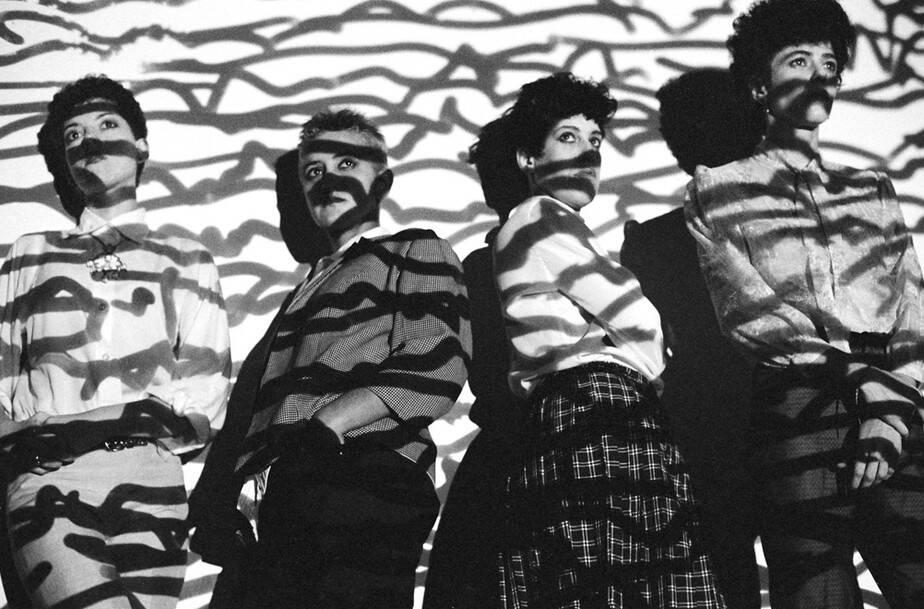 Nos anos 1980, As Mercenárias se tornaram o grande expoente do punk feito por mulheres no Brasil. Foto: Reprodução