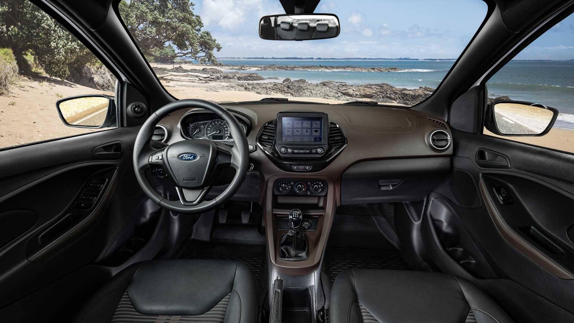 Ford Ka Freestyle. Foto: Divulgação