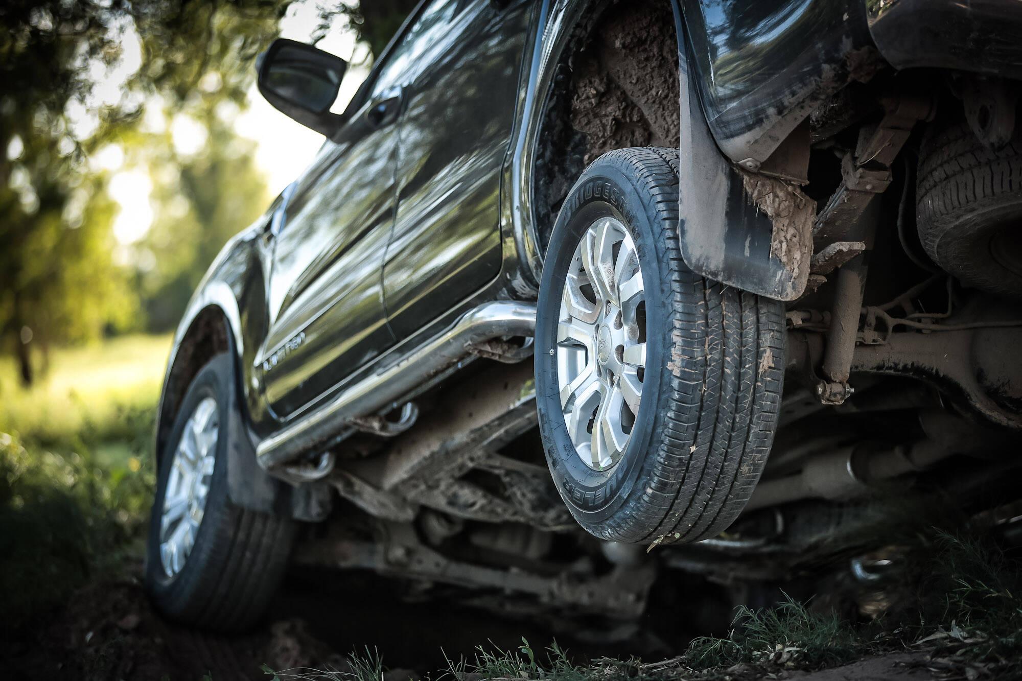 Ford Ranger 2017. Foto: Divulgação