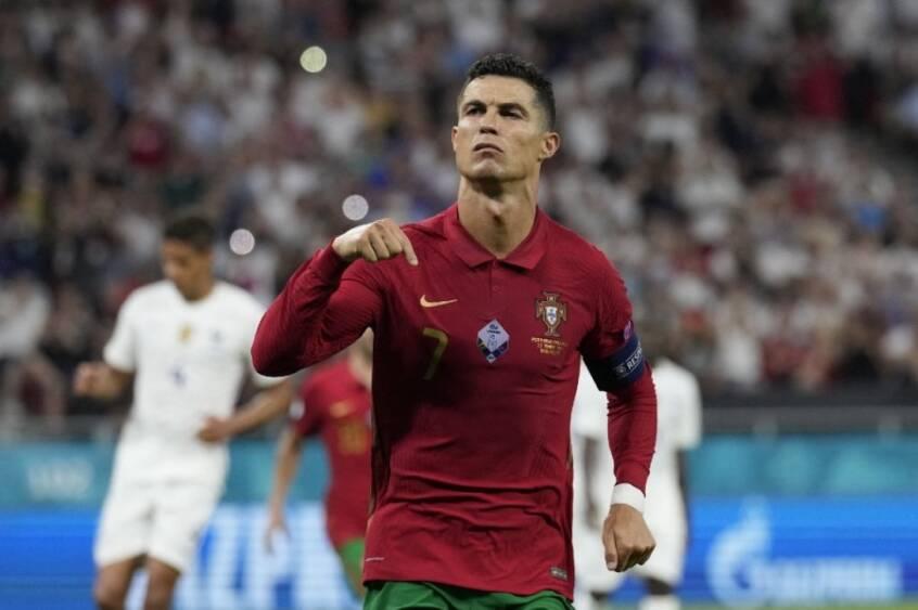 8- Cristiano Ronaldo (Juventus). Foto: Lance!