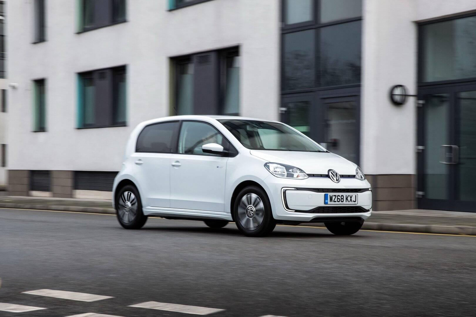 Volkswagen e-Up!. Foto: Divulgação