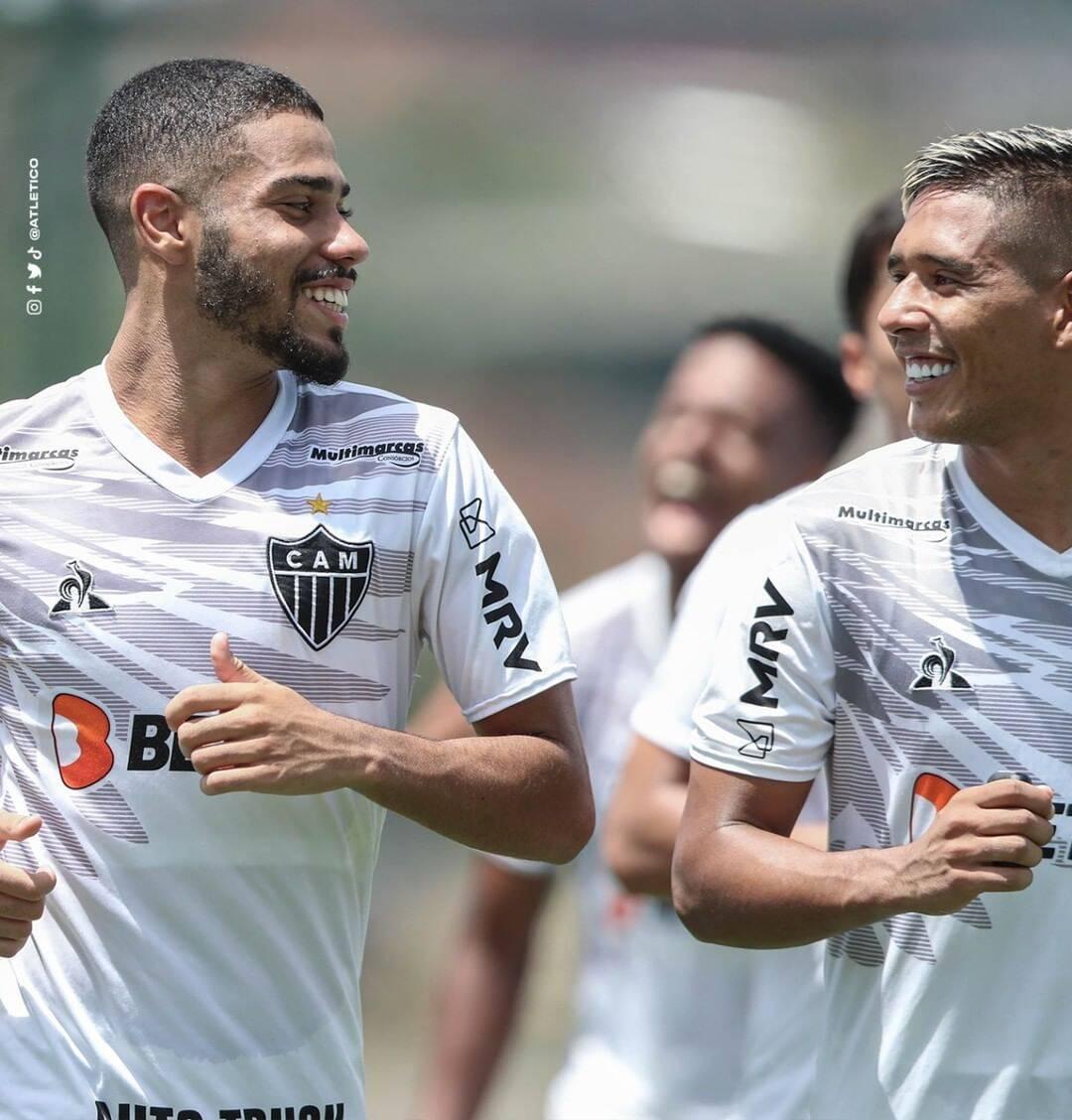 Foto: Instagram/Atlético-MG