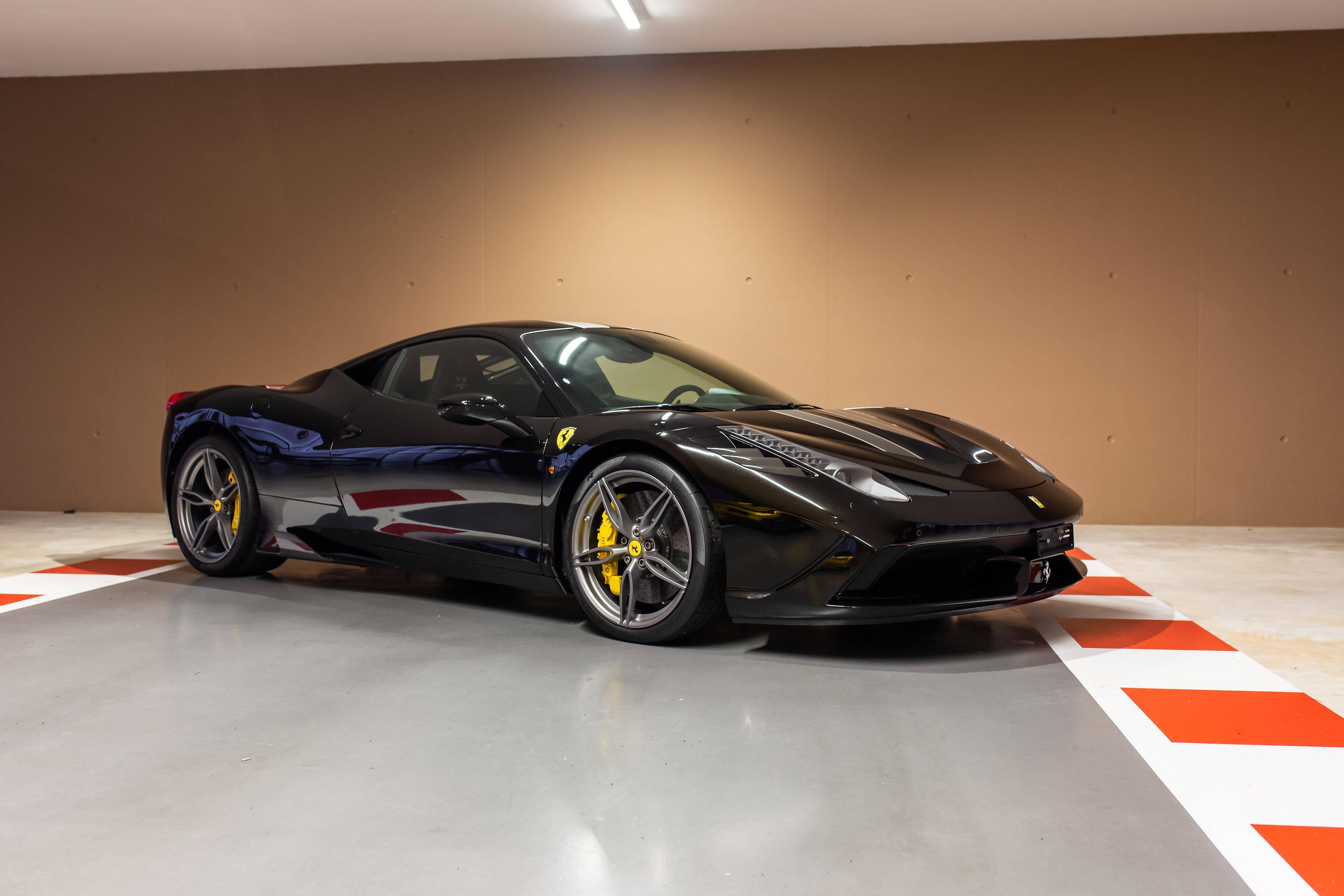 Ferrari 458 Speciale. Foto: Reprodução/Tom Hartley Jnr
