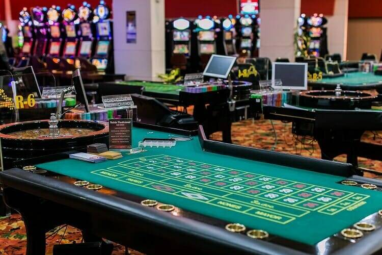 Casino Aguaray, no Paraguai. Foto: Divulgação. Foto: Casino Aguaray