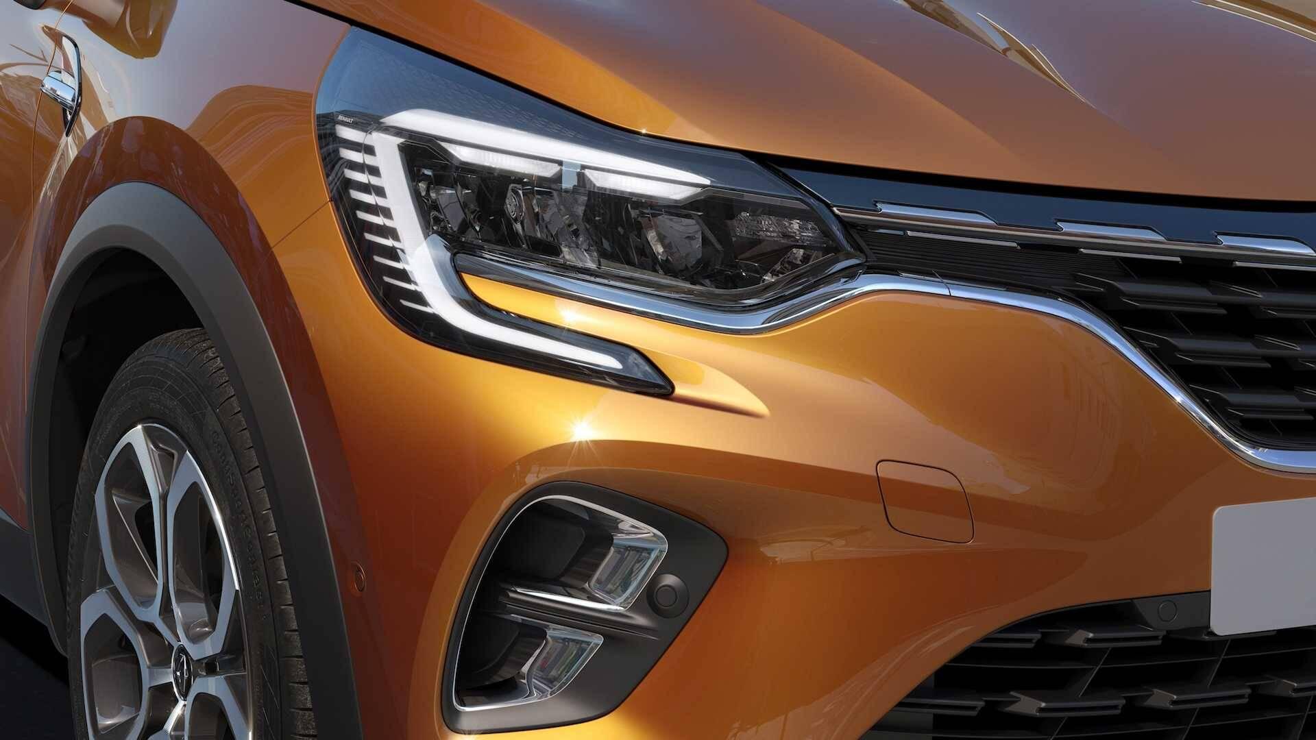 Renault Captur nova geração. Foto: Divulgação