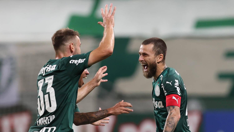 Palmeiras x São Caetano. Foto: Cesar Greco / Palmeiras