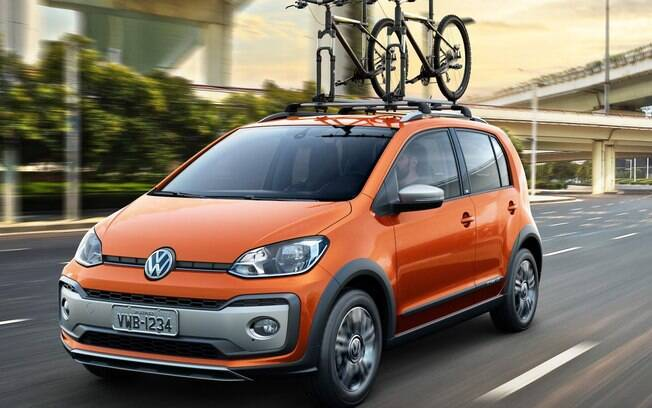Volkswagen Up! - Depreciação de 9,3%. Foto: Divulgação