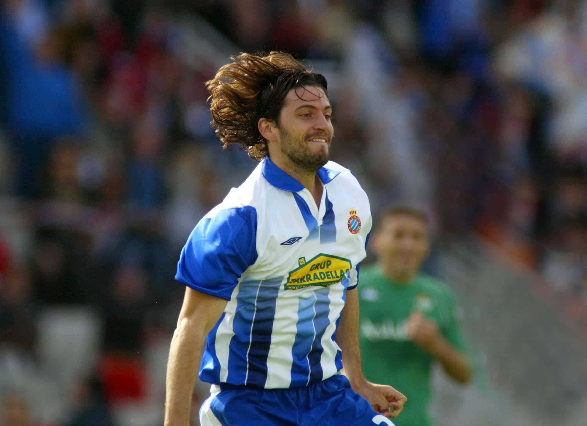 Dani Jarque, do Espanyol, foi encontrado morto no hotel da sua equipe, em 2009. Foto: Getty Images