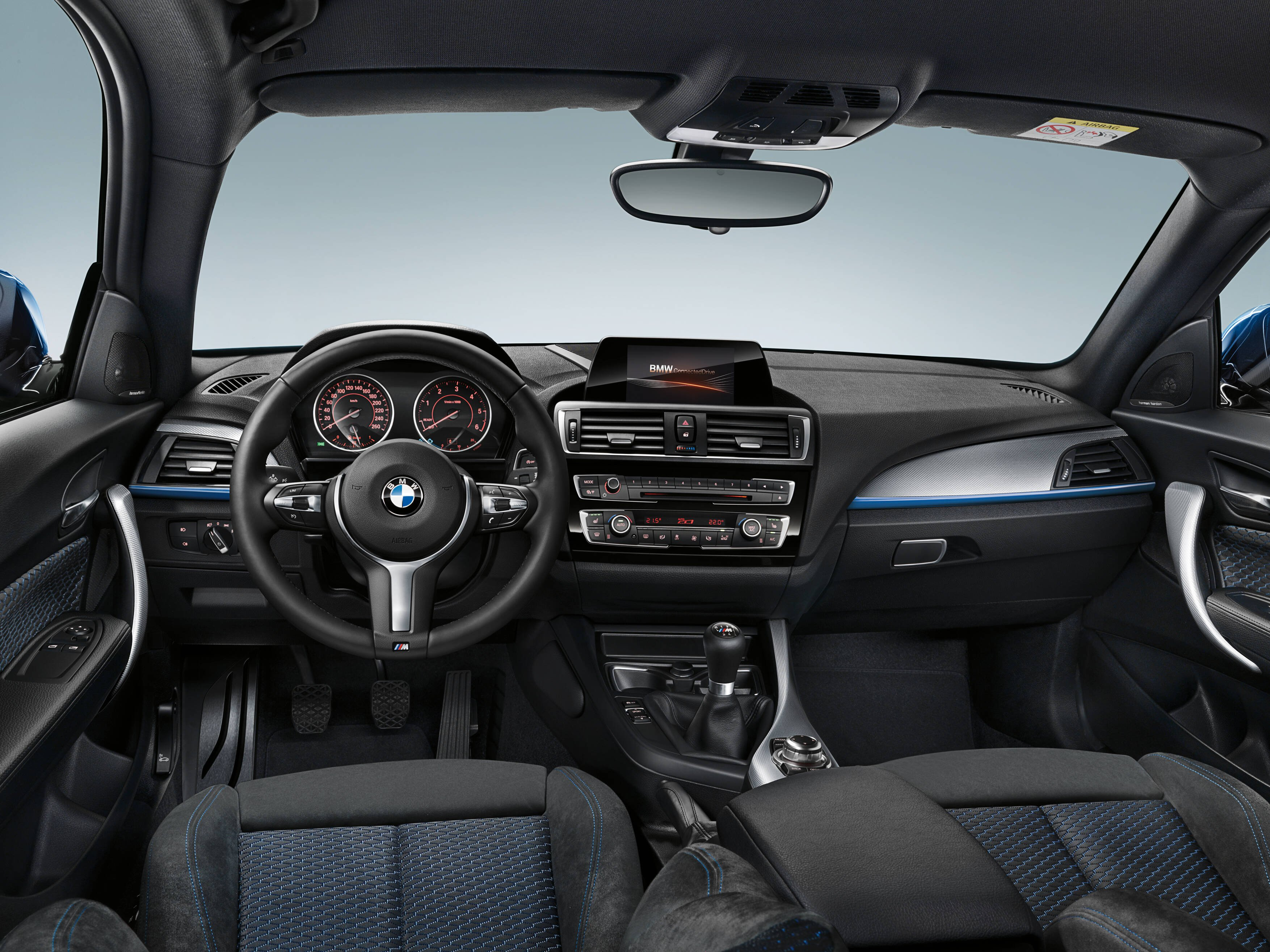 BMW Série 1. Foto: Divulgação