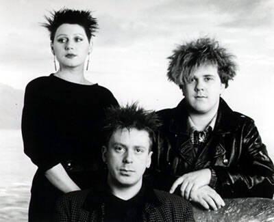 """O grupo pós-punk gótico Cocteau Twins, cuja canção mais conhecida é """"Heaven or Las Vegas"""", era liderado por Elizabeth Fraser. Foto: Reprodução"""