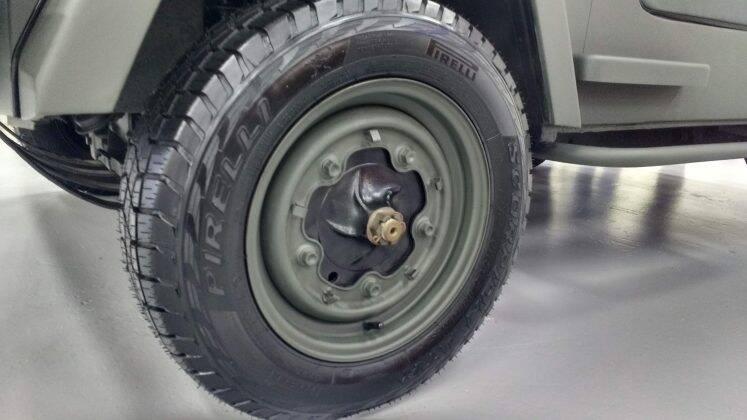 VW VEMP. Foto: Evandro Enoshita/ Motor Show
