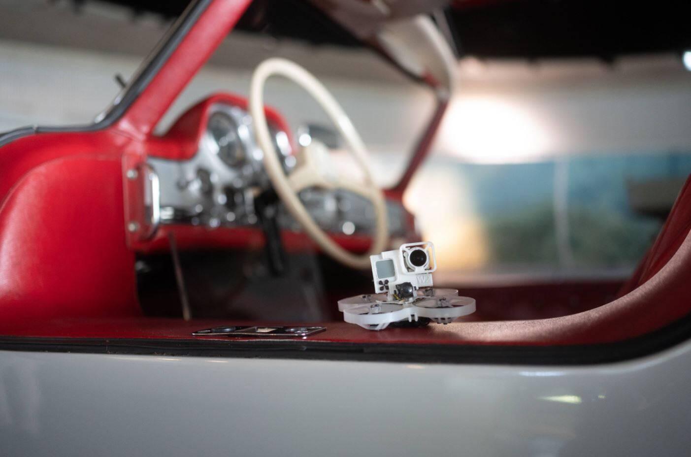 Mercedes-Benz Museum. Foto: Divulgação