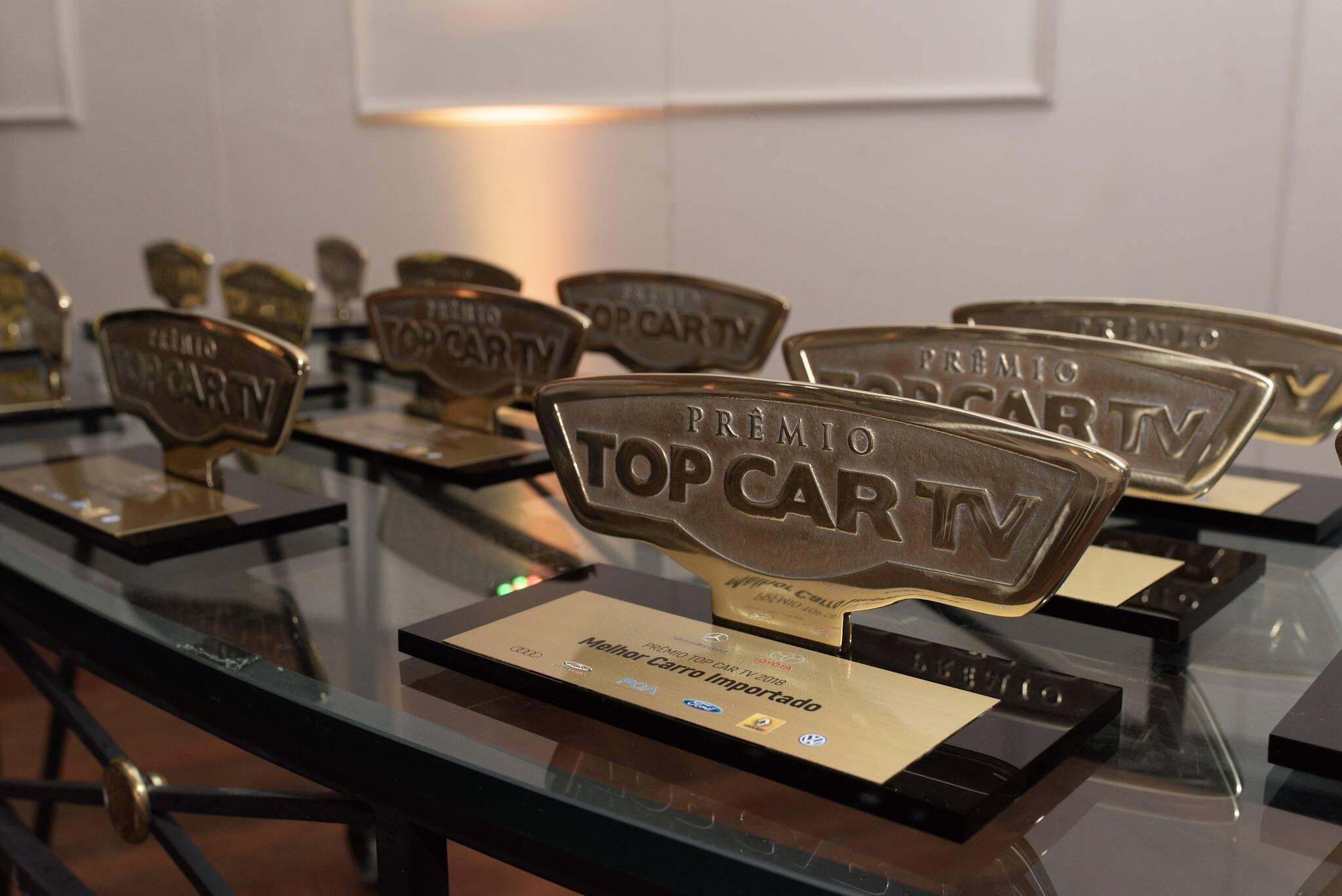Prêmio Top Car TV 2018. Foto: Divulgação