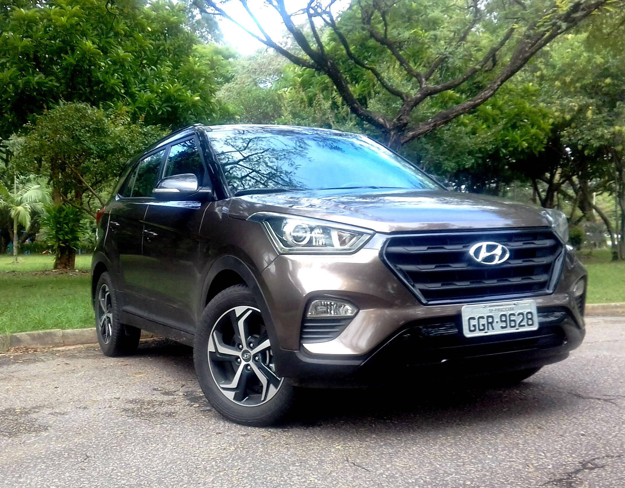 Hyundai Creta Sport. Foto: Carlos Guimarães/iG